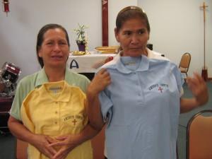 Volunteers in Immokalee