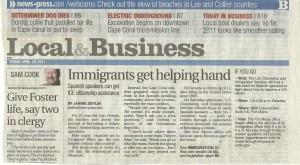 News-Press Story