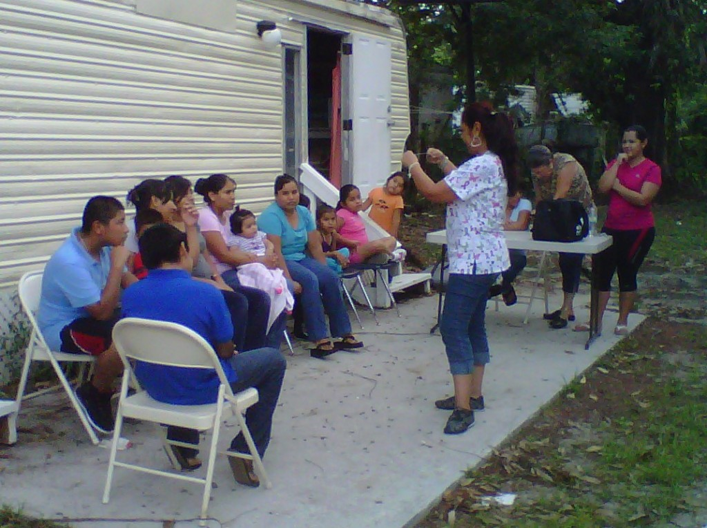 Amigos Center Community Education Class