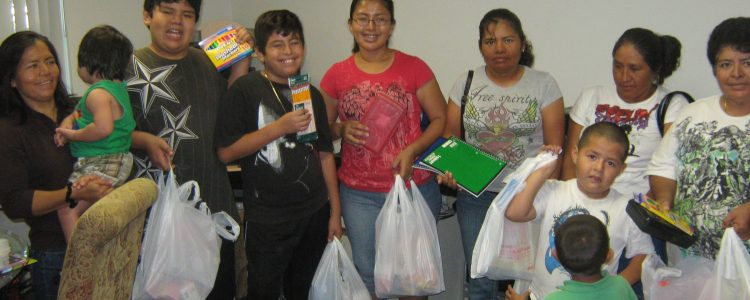 Amigos Center Immokalee School Supplies