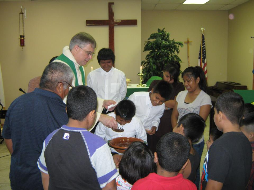 Immokalee Lutheran Baptisms and Confirmation