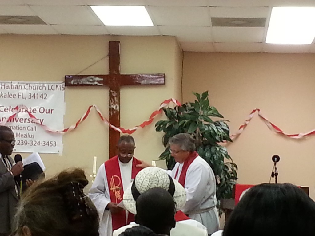 Pastor Andre Mezilus