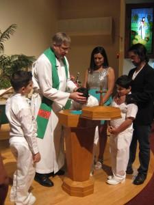 Baptisms Bonita Springs