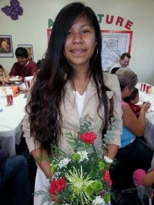 Yulisa new member Immokalee church