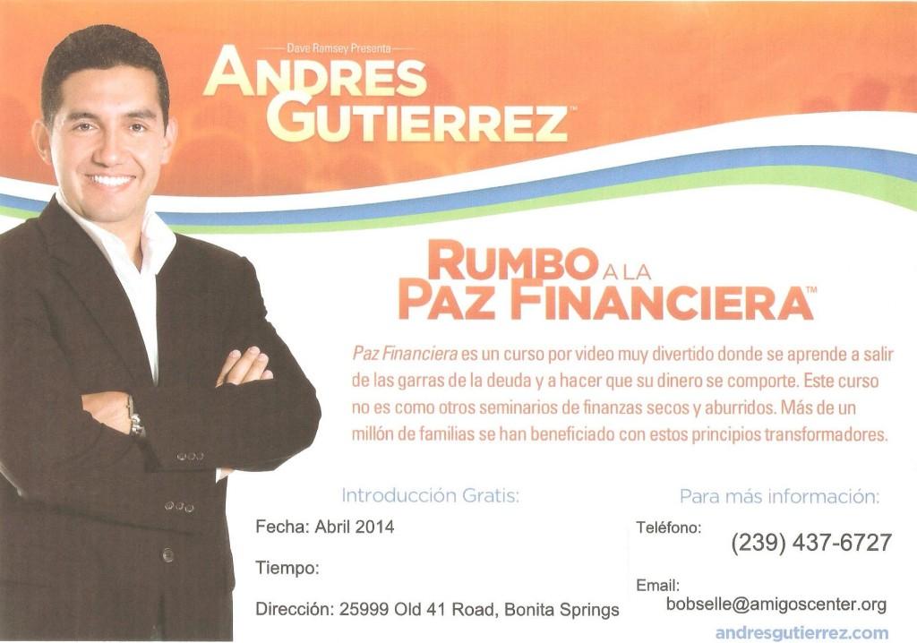Paz Financiera 001