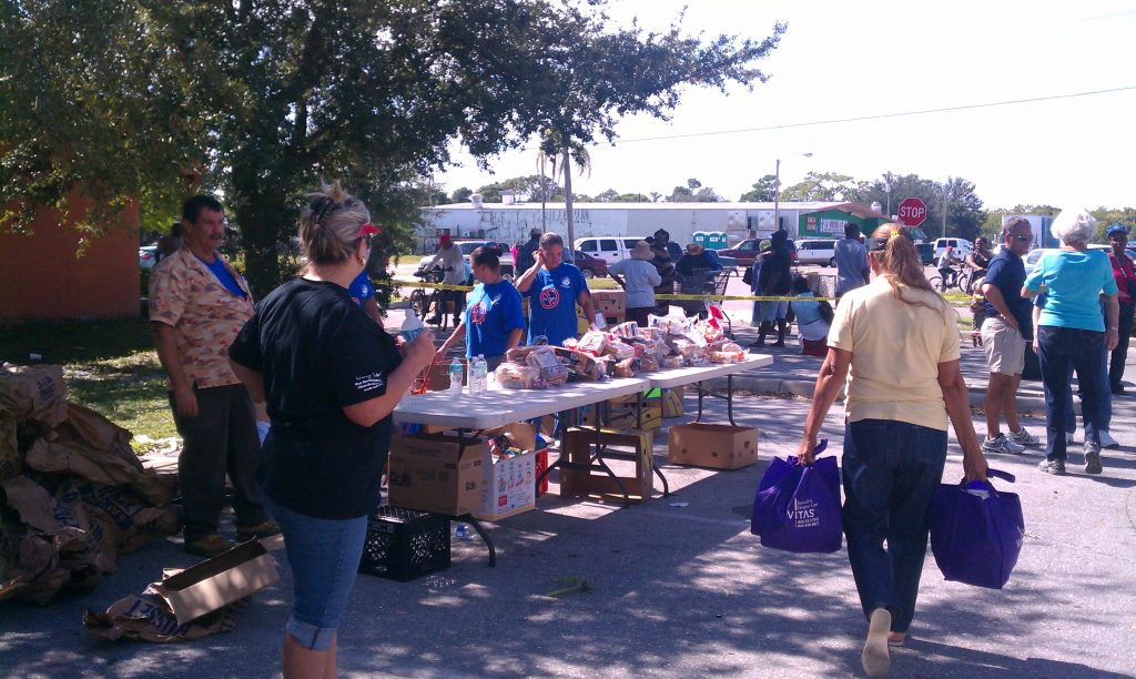 Immokalee Food Distribution