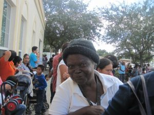 Amigos Center Immokalee Food Distribution 2011