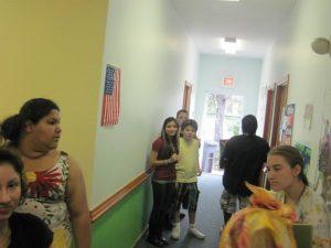 Amigos Center Immokalee Food Distribution 2011