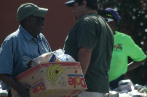 Immokalee Mobile Food Pantry