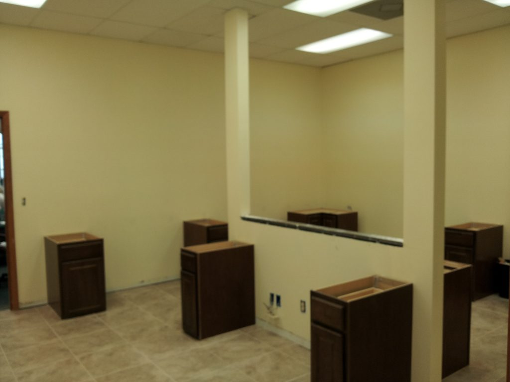 Learning Lab Renovations